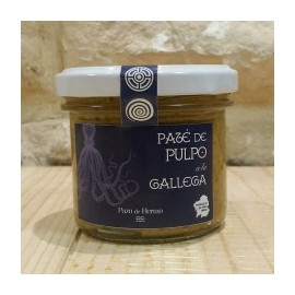 Galician octopus pate