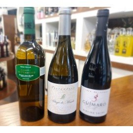 PACK 3 GALICIAN WINES